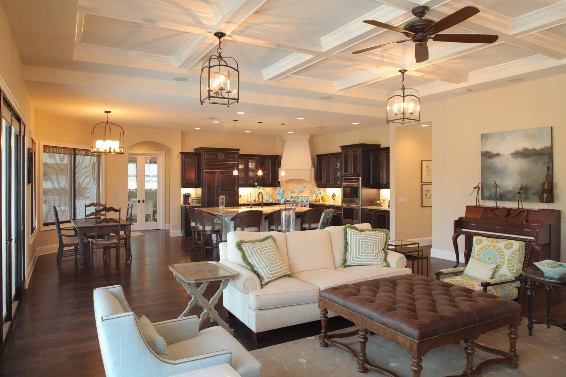 Bayshore Estates Custom Home_Great Room_