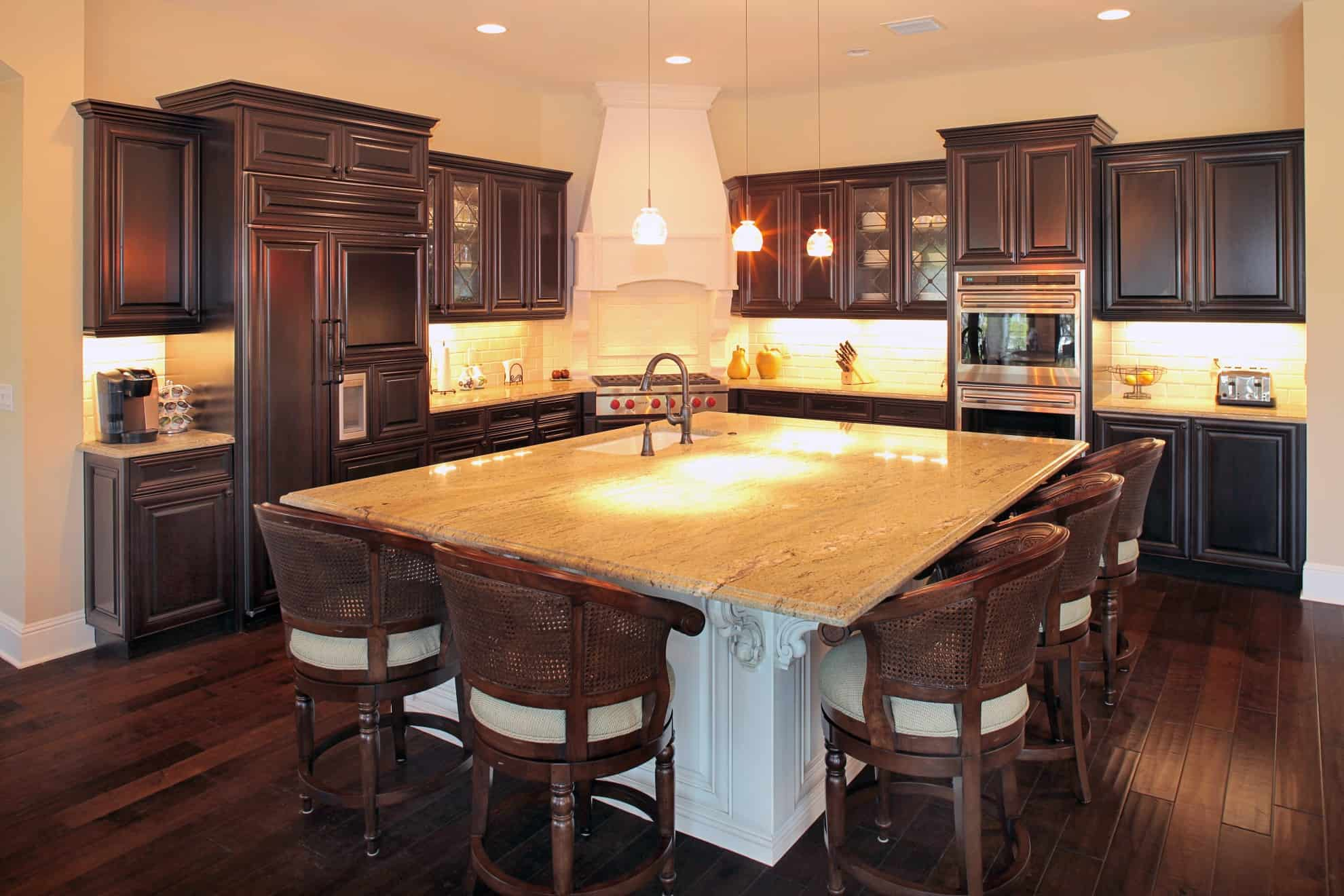 Bayshore Estates Custom Home_Kitchen_