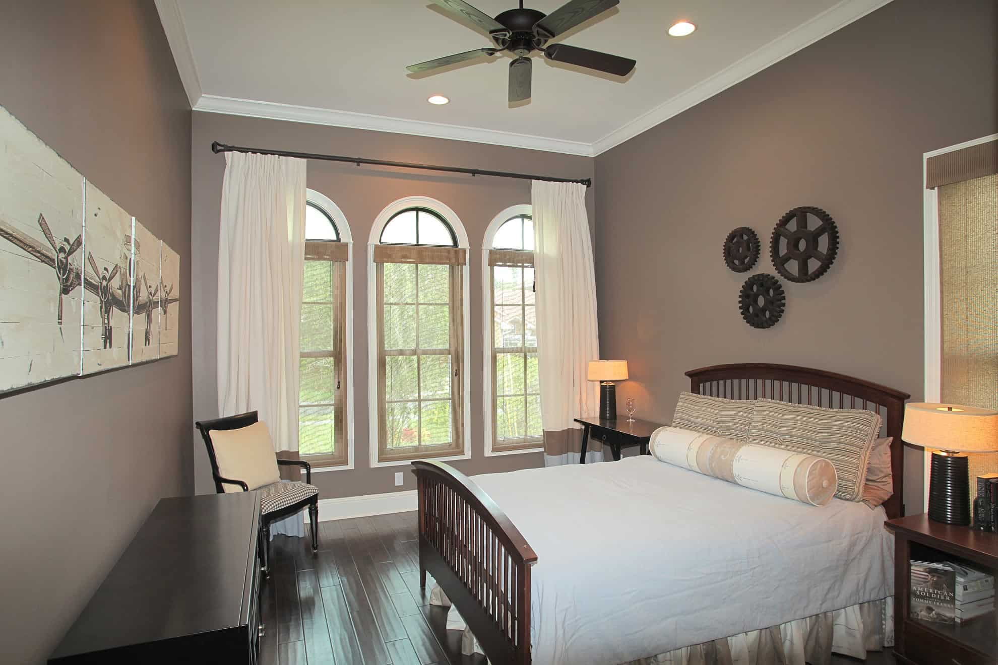 Bayshore Estates Custom Home_Bedroom_