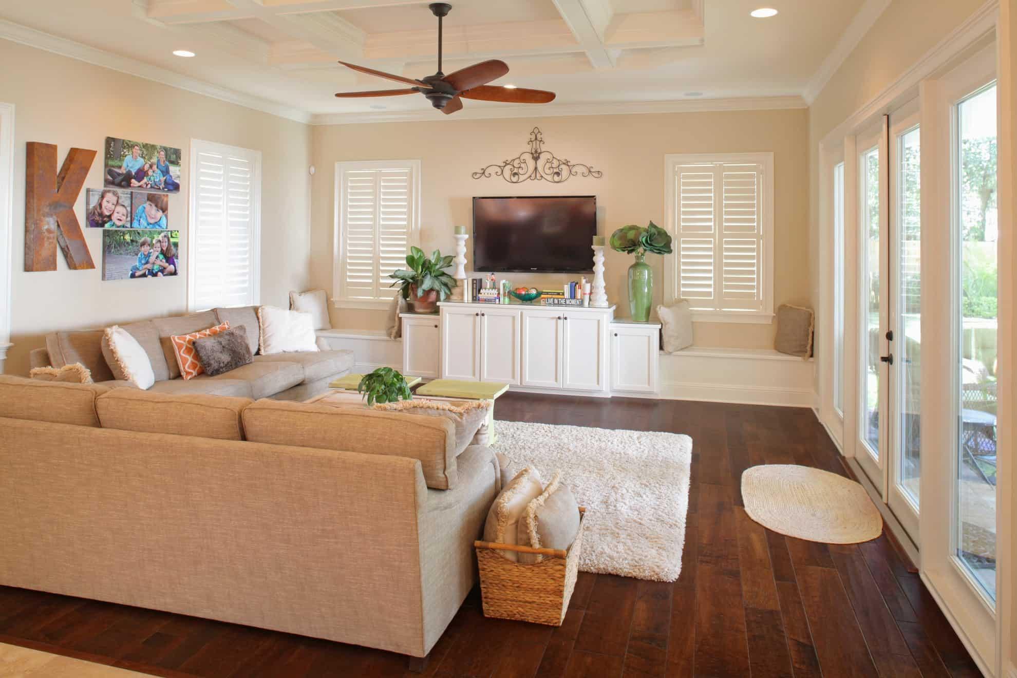 Beach Park Custom Home_Great Room_