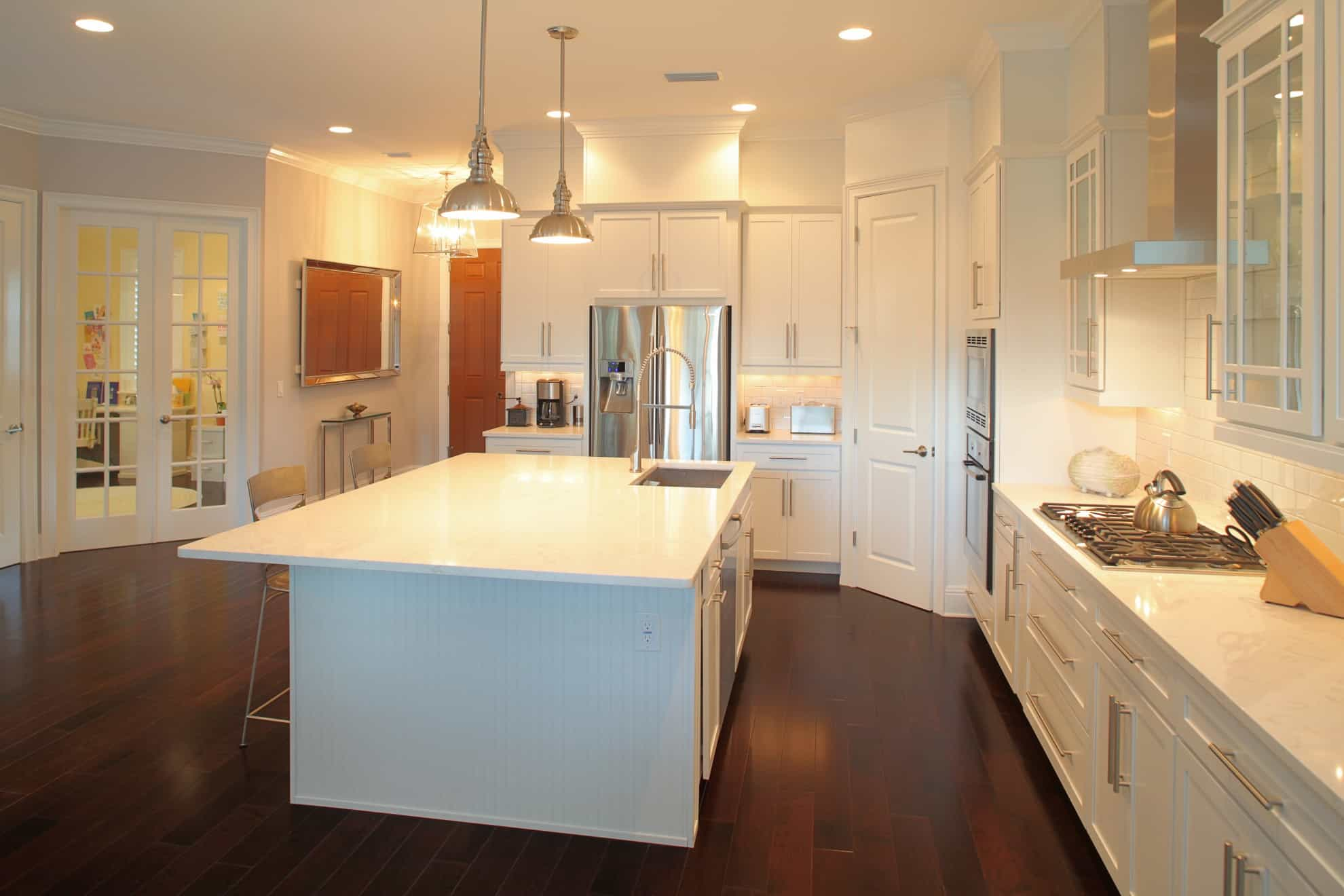 Virginia Park Contemporary Craftsman_Kitchen_
