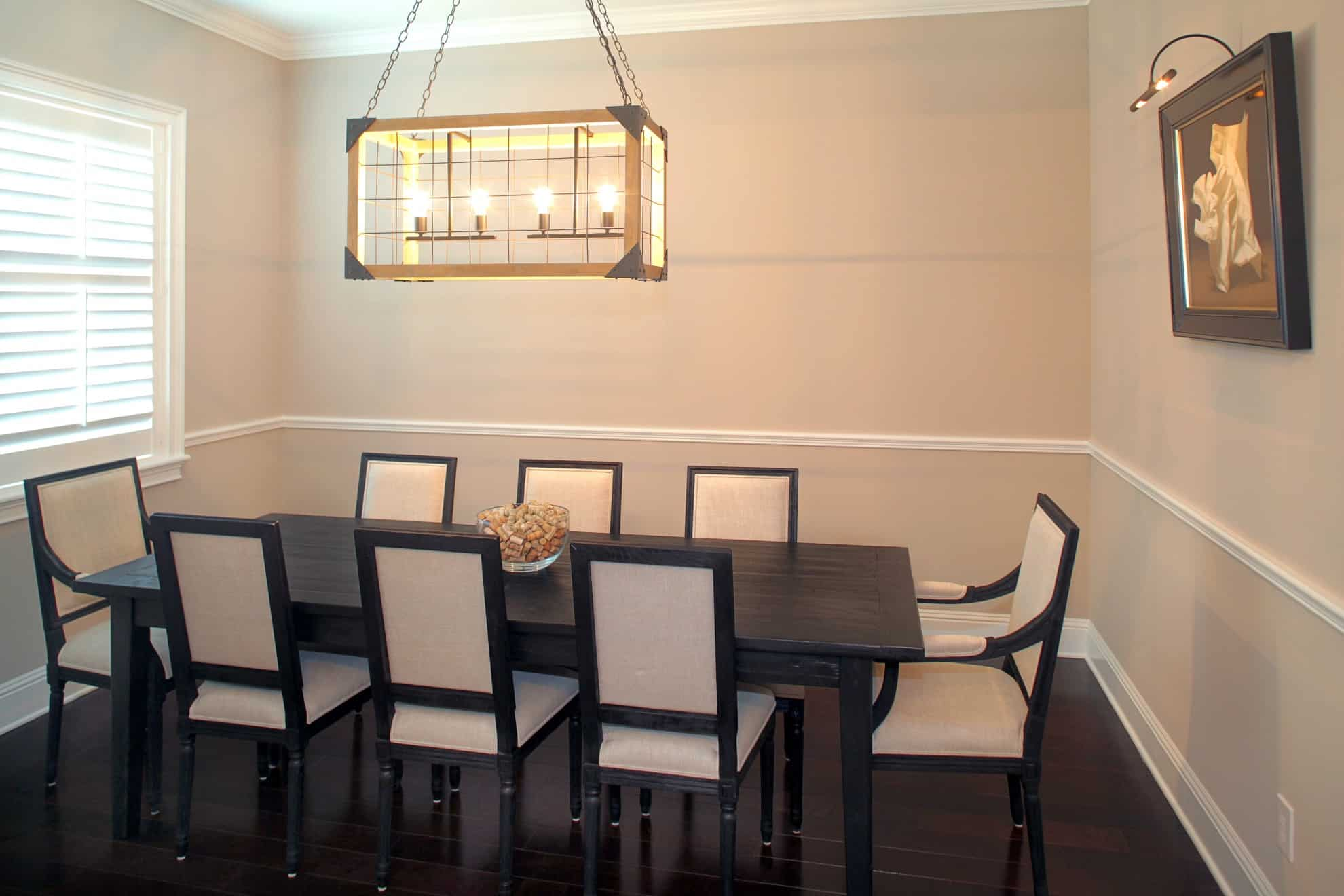 Virginia Park Contemporary Craftsman_Dining
