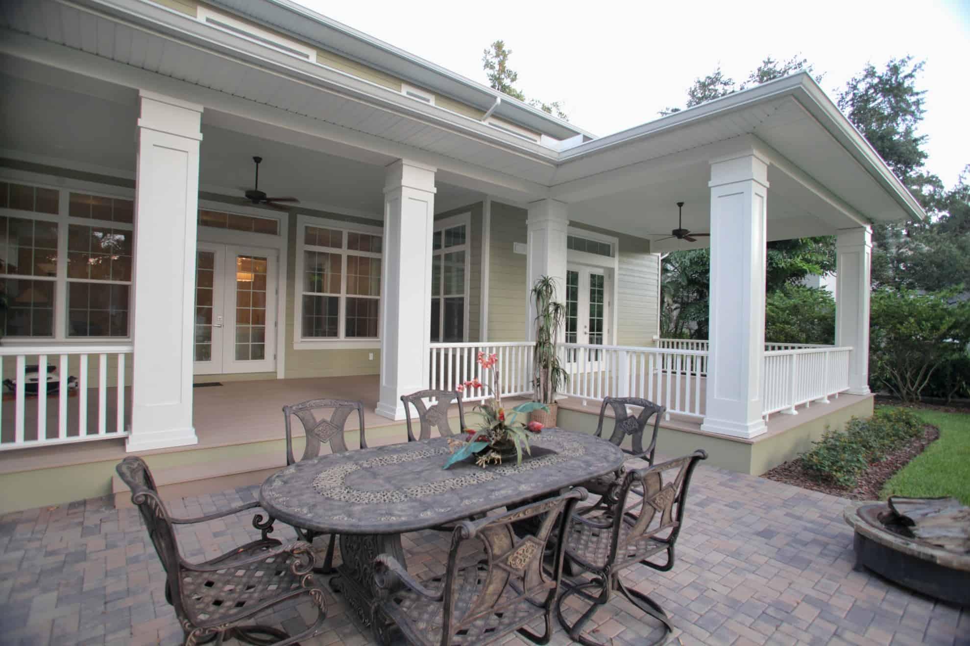Bayshore Custom Home_Outdoor Living_
