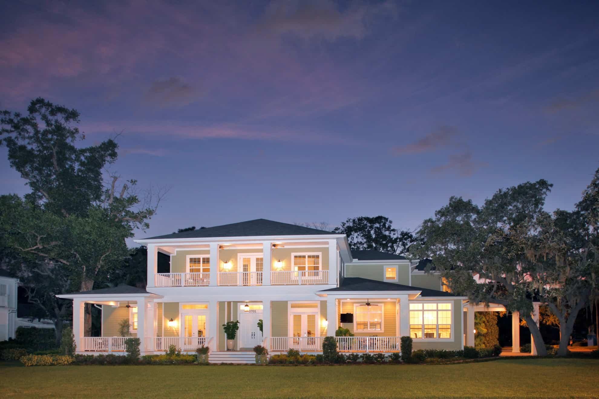 Bayshore Custom Home_Exterior