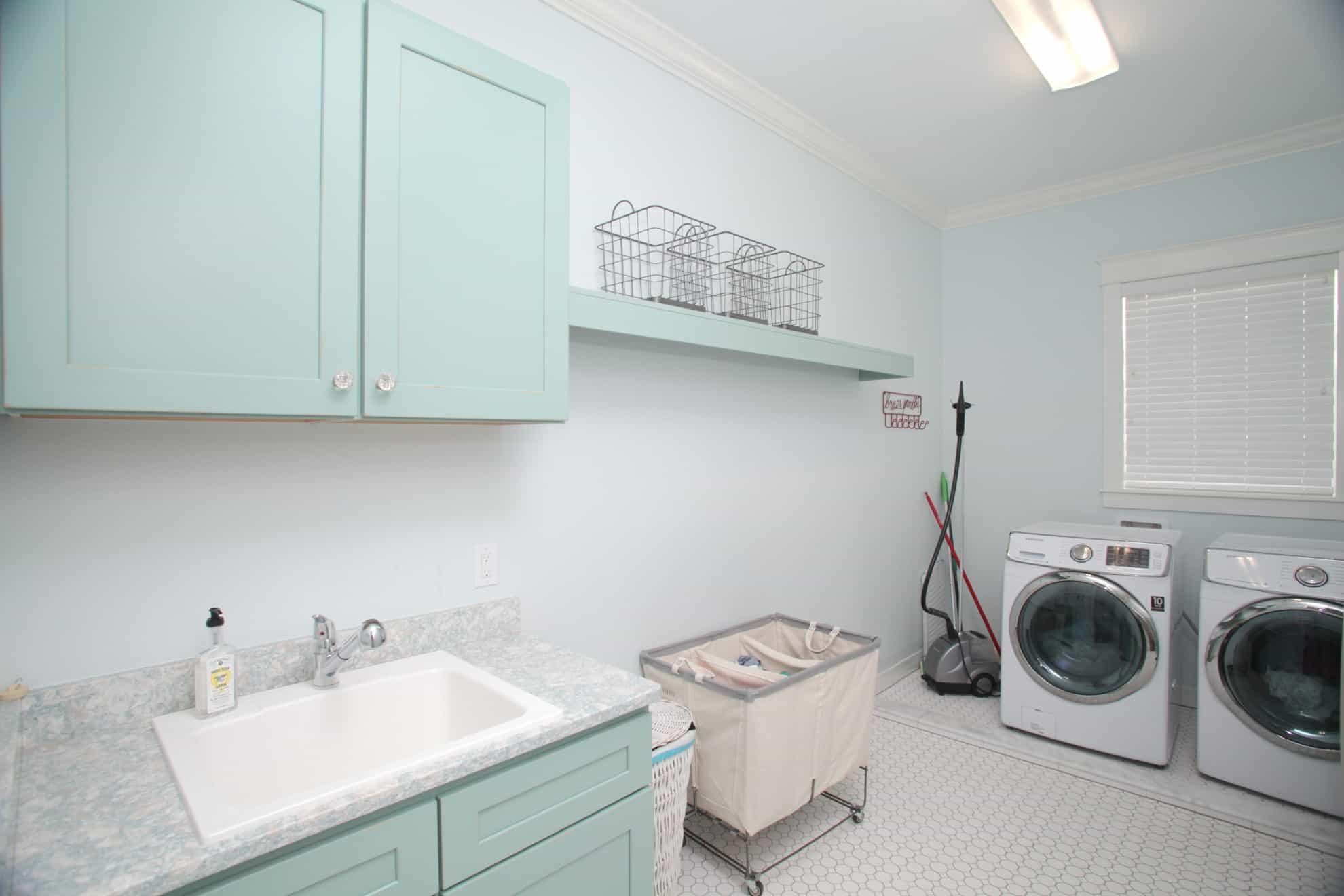 Palma Ceia Craftsman_Laundry