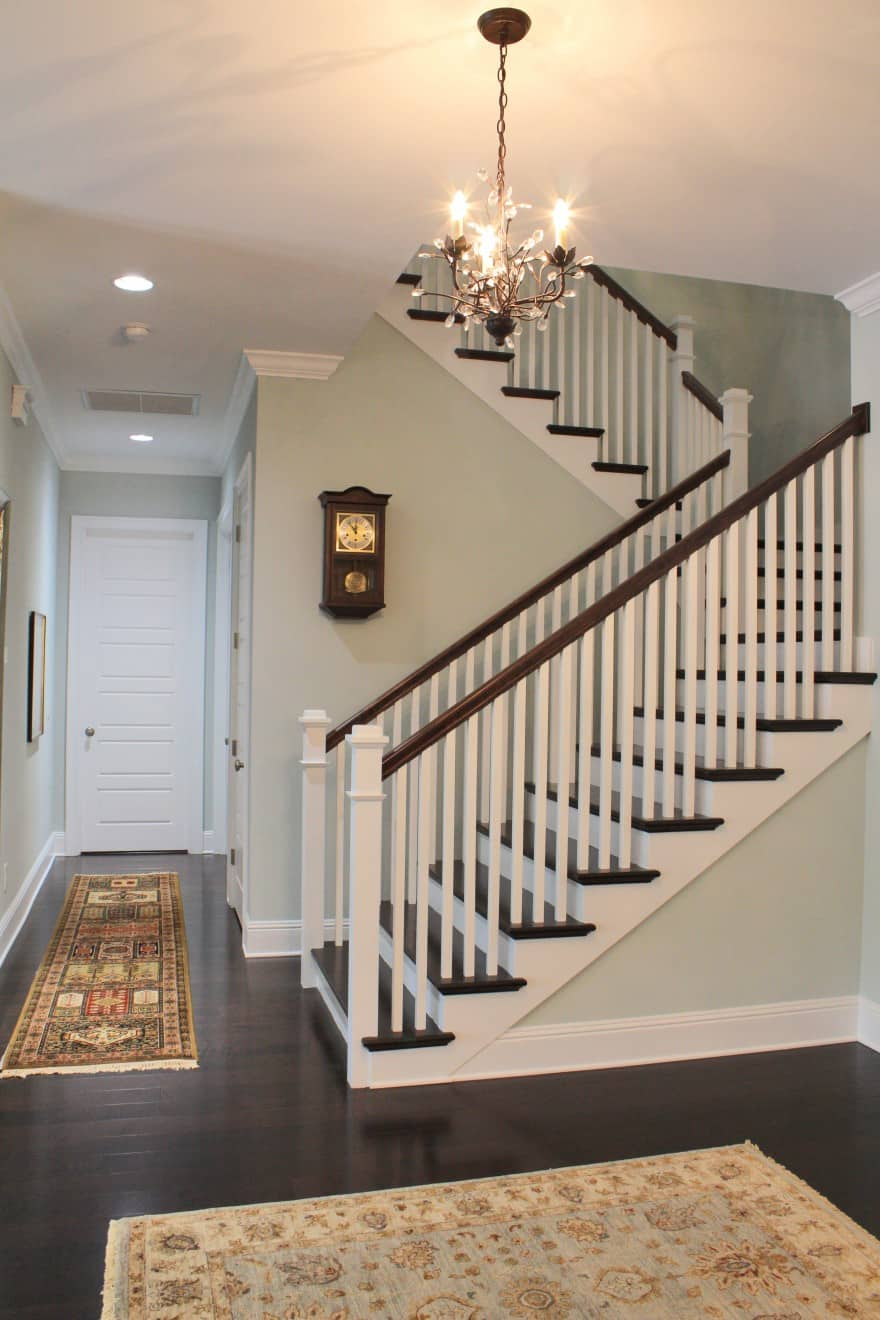 Old Northeast Custom Home_Staircase_