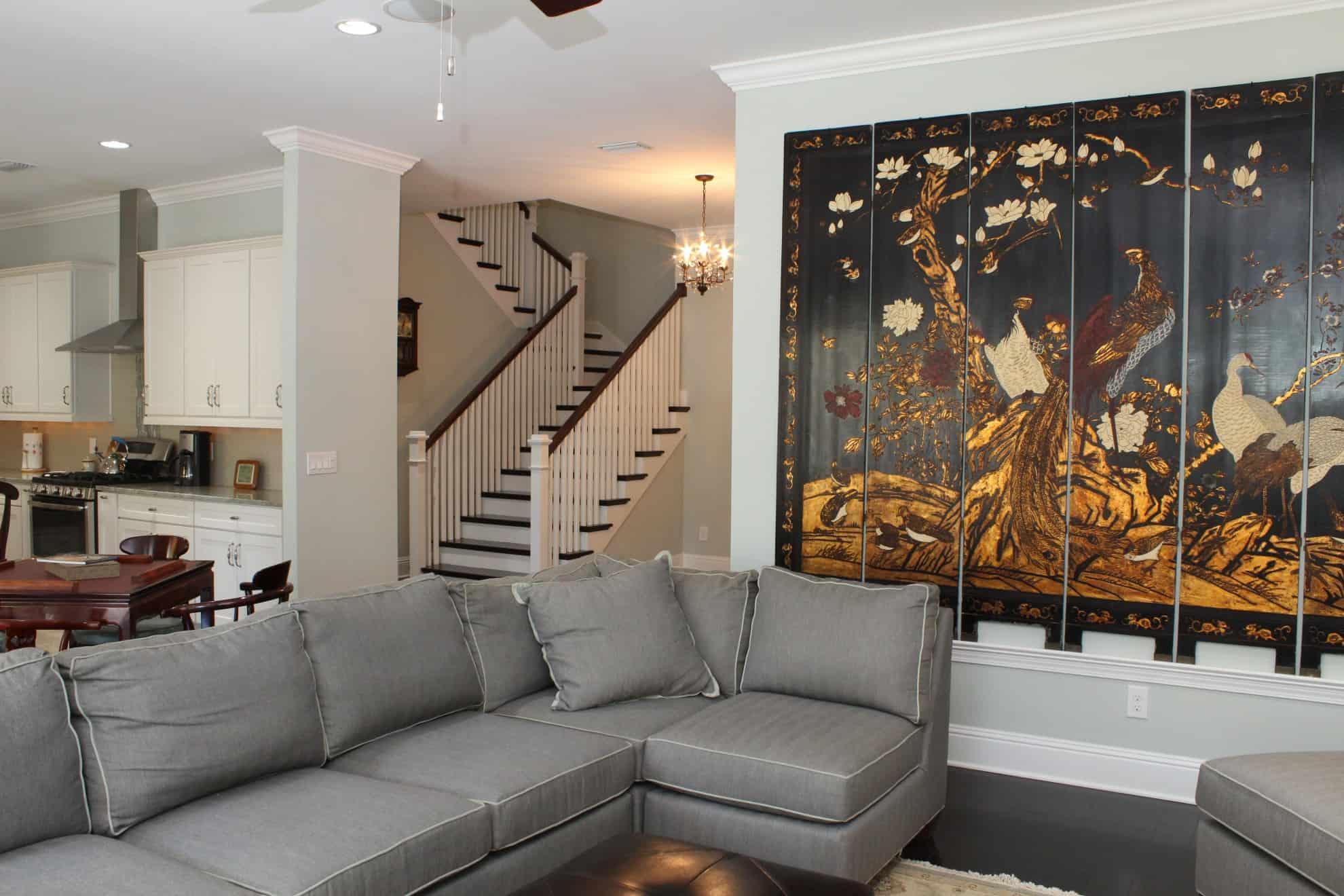 Old Northeast Custom Home_Great Room