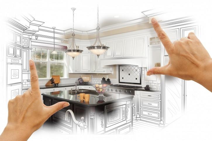 Custom Home Building Interior Design