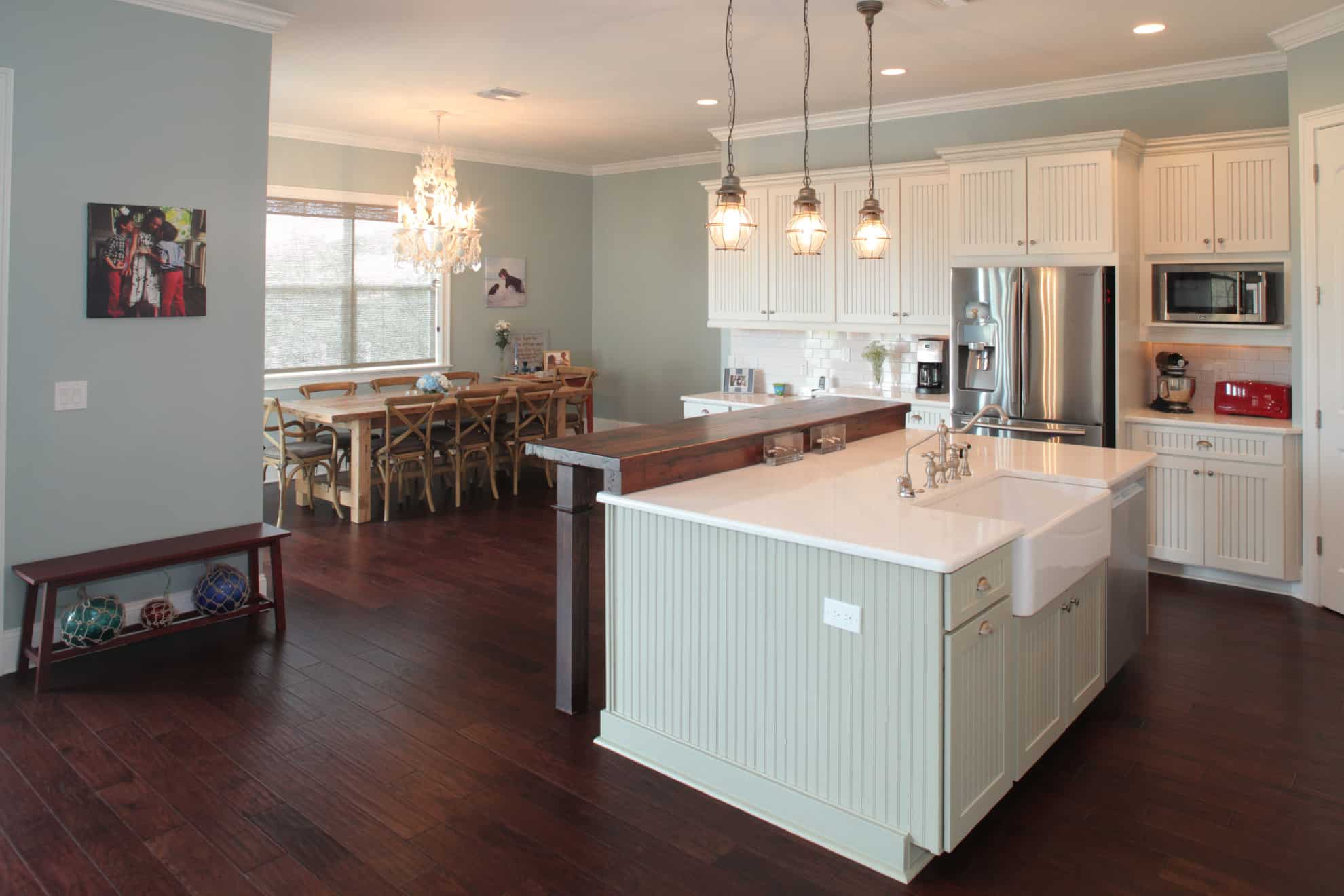Melrose Canal Home Tampa Custom Home