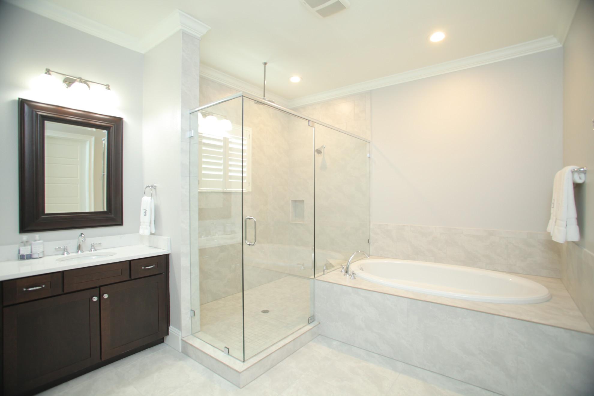 Vasconia Custom Home bath