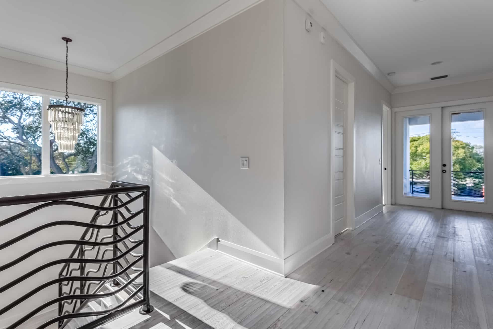 staircase - Sunset Park Custom Home