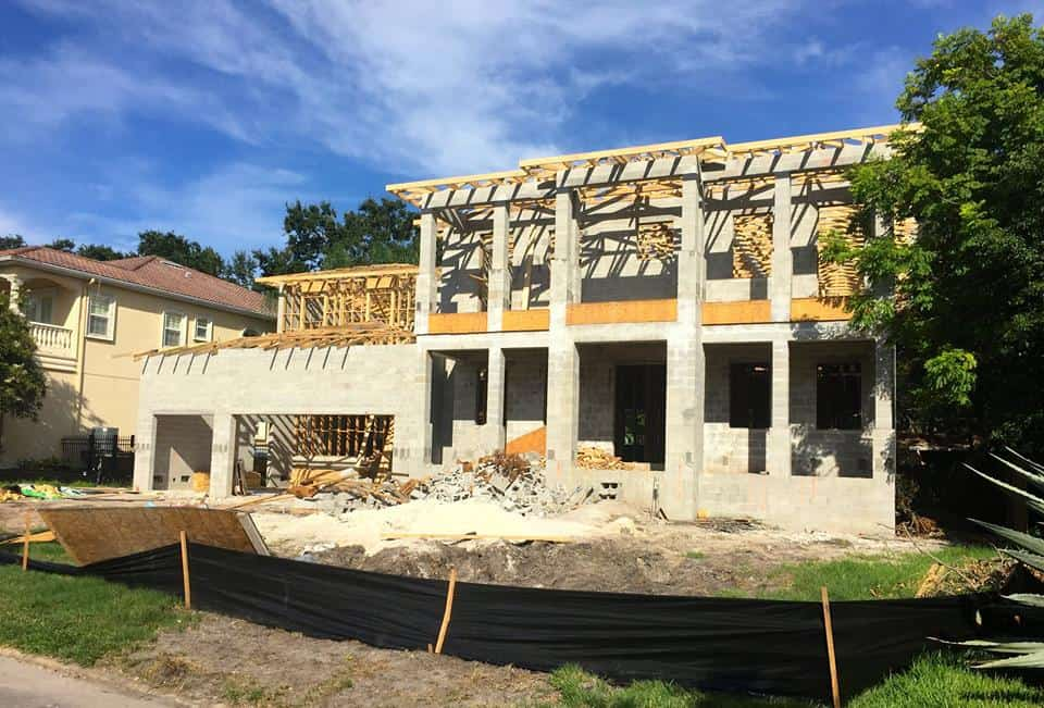 New Custom Home Building Projects We Have Underway