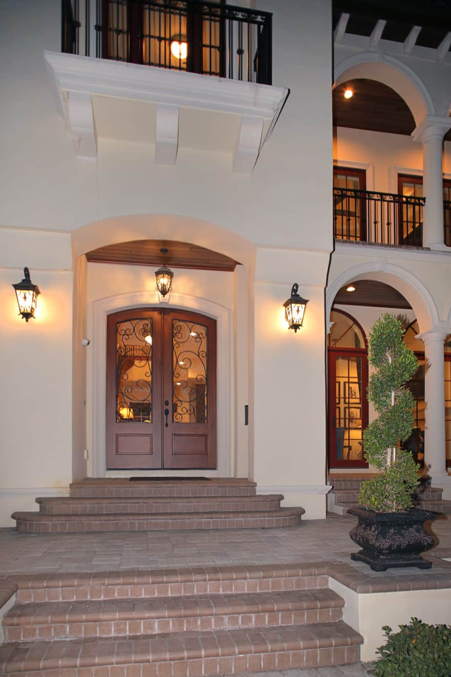 Front Doors | Bayshore beauty by Devonshire Custom Homes