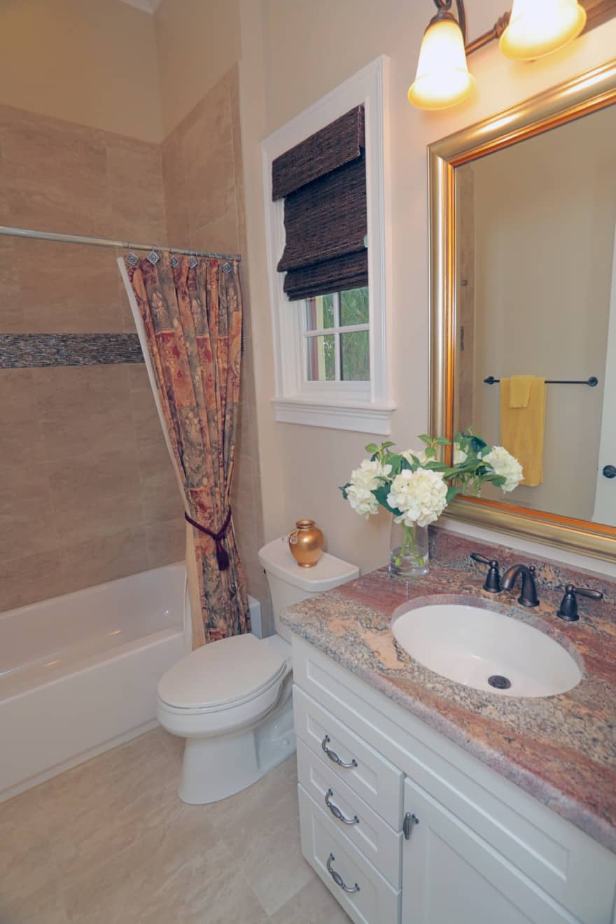 Bayshore Beauty bath by Devonshire Custom Homes