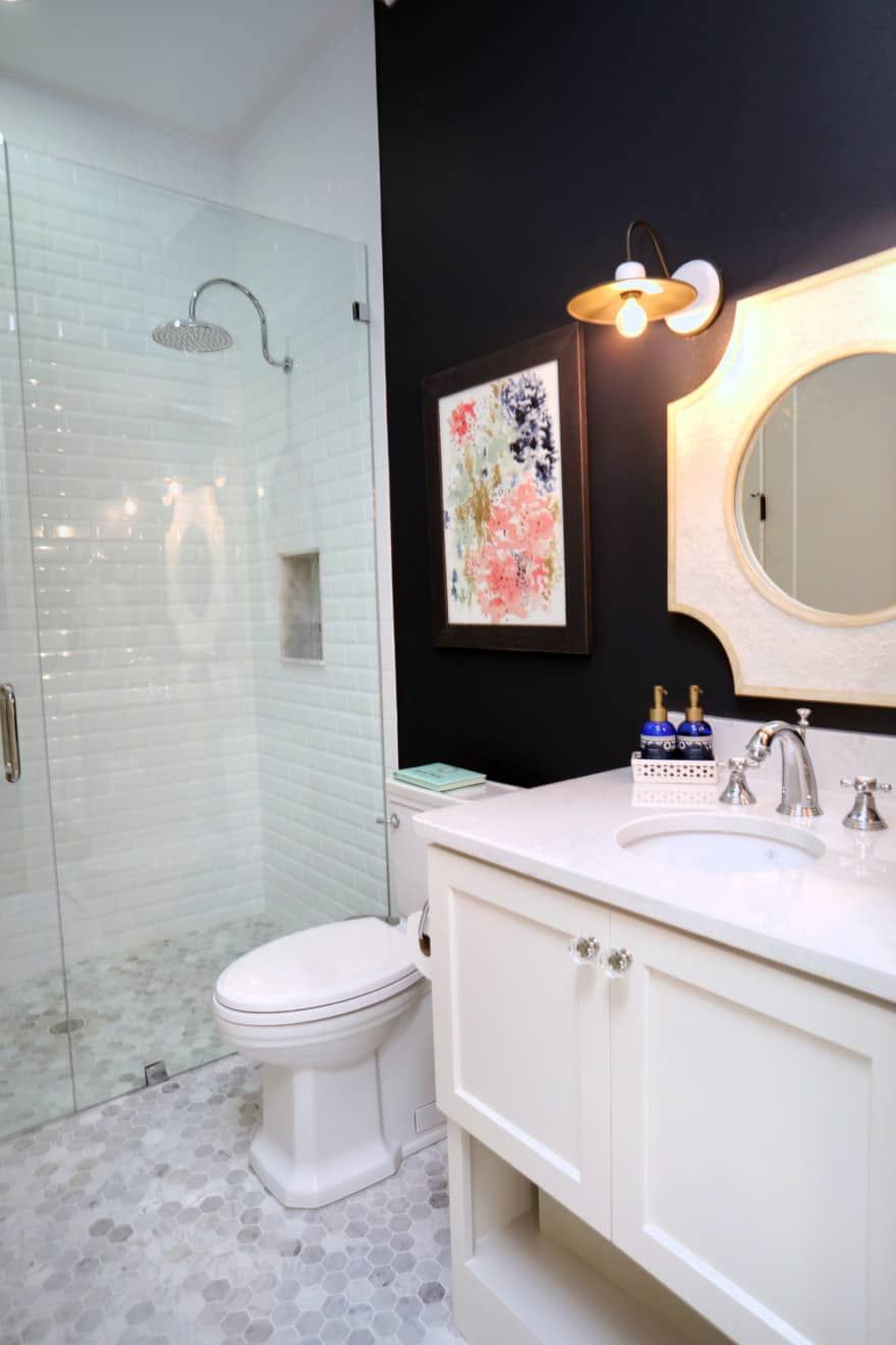 Parkland Estates Coastal Contemporary - bathroom | Devonshire Custom Homes
