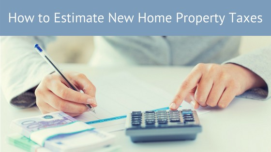 How to Estimate Property taxes