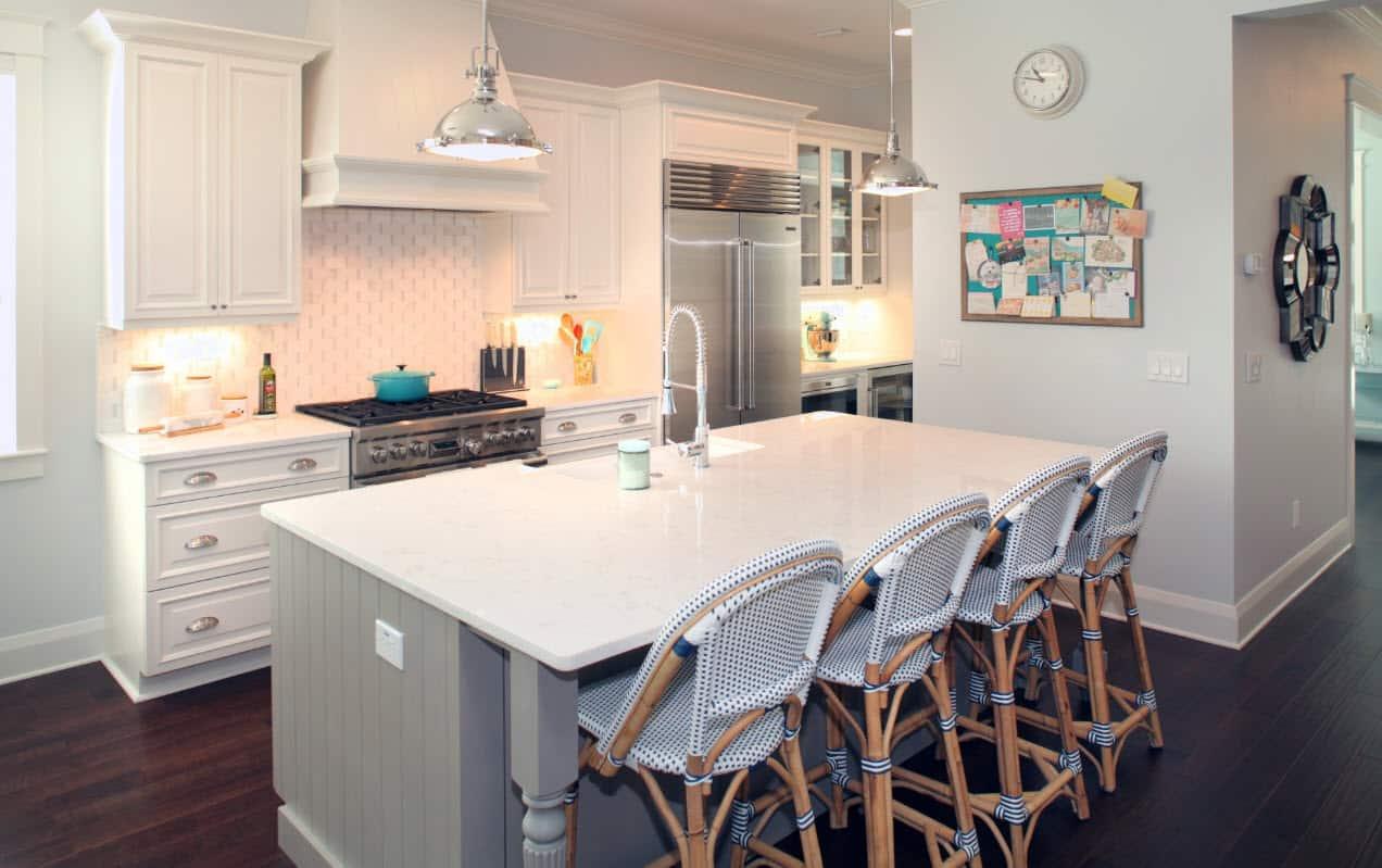 Luxury Kitchen Design Craftsman Kitchen